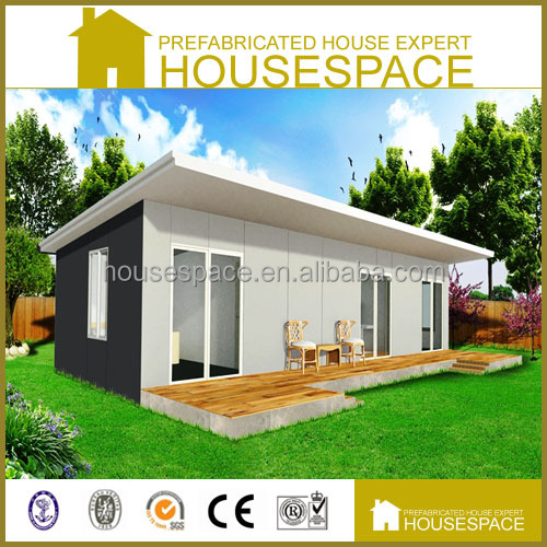 Mobile Demountable Recycled Prefabricated Luxury Water Villa
