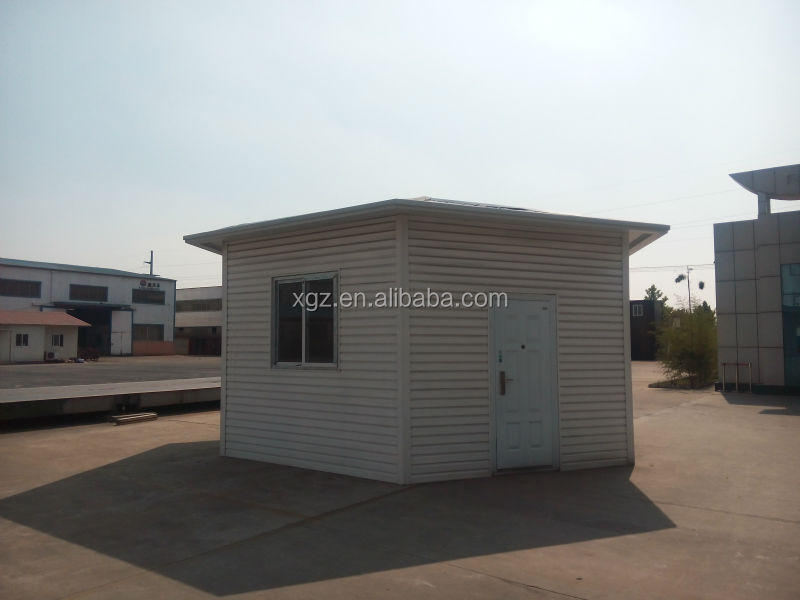 cheap nice appearance hexagonal mobile homes houses