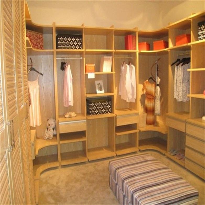 Armarios de madera de dise o moderno moho closet for Armarios de madera baratos