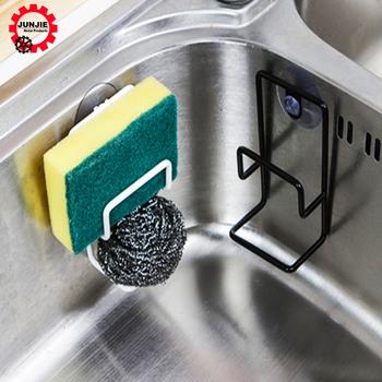 Kitchen Sink Sponge Holder.Kitchen Sink Caddy Holder For Dish Soap Cleaning Brush Or Sink