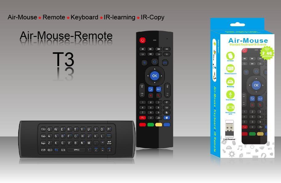 Mando a distancia para Ki Pro ¿T3 Air Mouse?