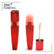 CC36020 New design lipgloss tube with logo make your own logo lipgloss