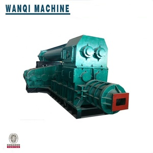 vacuum clay brick making machine/soil solid/hollow brick machine china supplier