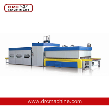 RCP2450 Horizontal Roller Hearth Flat Glass Tempering Furnace