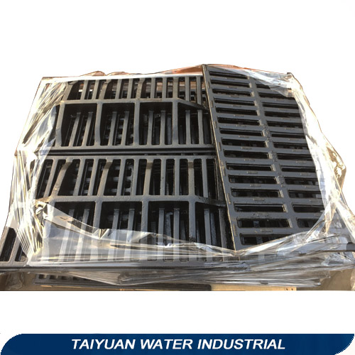 Metal Trench Drain/Rain Water Grating
