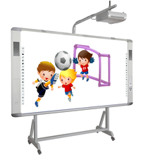 Attaccatura di parete Tutto in Un Computer Touch Screen Smart Board Interattiva per Aula Multimediale