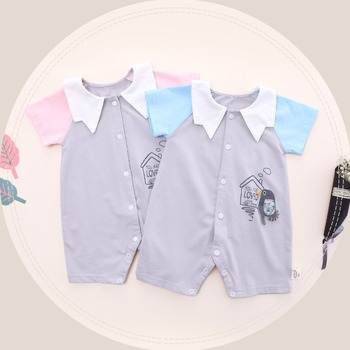 Shopping Online Websites Retail Cute Baby Girl Clothes Button
