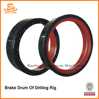High Quality Drilling Rig Parts Brake Drum