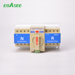 MCB Type electrical AC Automatic Transfer Switch 110V 230V ATS