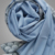 Wholesale Muslim Ladies Wedgewood Avenue Pastel Blue Scarf Stylish Hijab