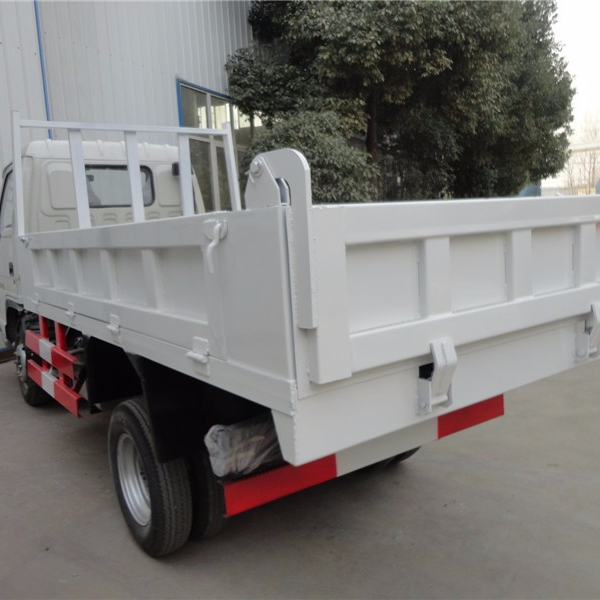 Foton mini tipper 5tons dump <strong>truck</strong> left hand drive small tipper price for sale