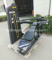 High quality Fitness Equipment Outer Thigh / Pin Loaded Gym Equipment