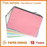China Manufacturer Wholesale Price Custom Size Color Carbon Paper Color