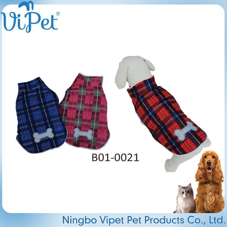 top selling pet product pet warm cloth dog wear