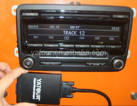 Yatour car cd USB SD AUX mp3 adapter, View car cd mp3 adapter, Yatour  Product Details from Guangzhou Yatour Electronics Technology Co , Ltd  on