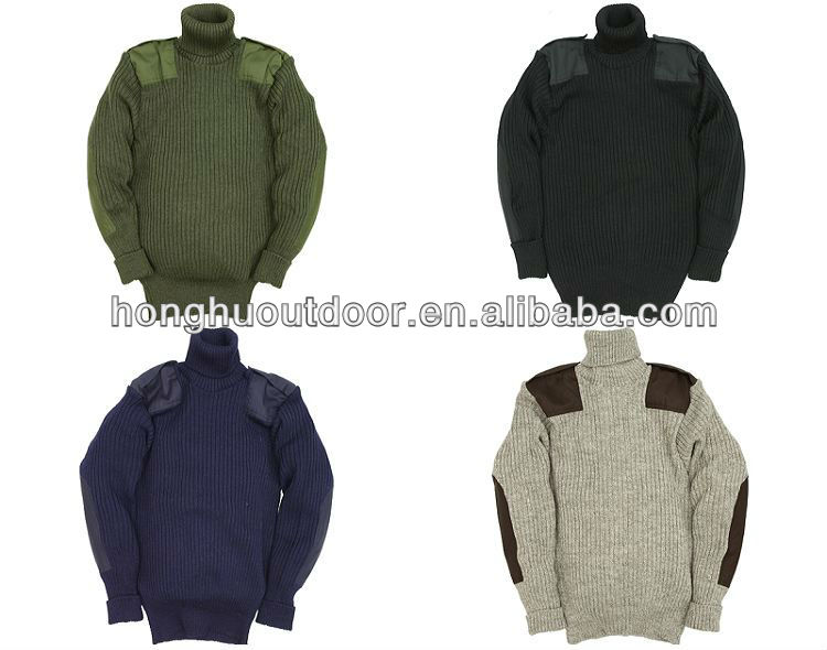 Army commando jumper tactical soldier jumper miitary army jumper