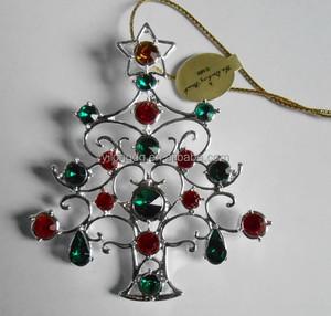 Metal Christmas Ornaments Decoration