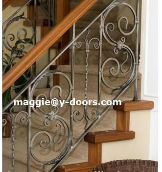 Indoor Metal Stair Railing Designs Balcony Iron Railing Buy Steel