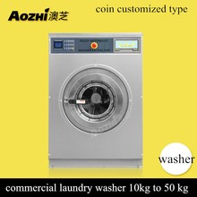 AOZHI self-service card operated washing machine or coin operated