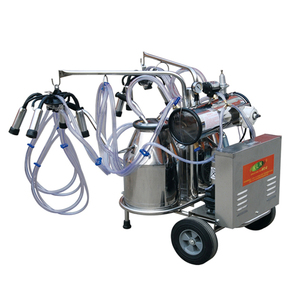 9J-II Vacuum pump type used goat milking machine for farm for sale