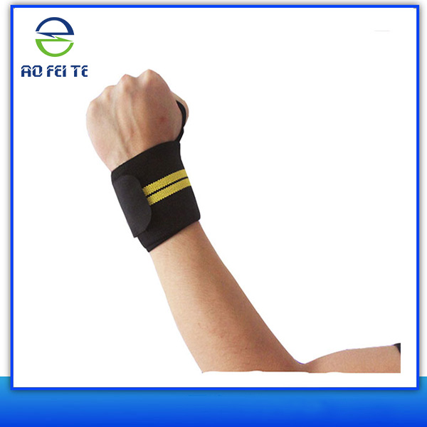 Wholesale!!! Weight Lifting Wrist Wraps Bandage Hand Support GYM Straps Cotton Grip Brace