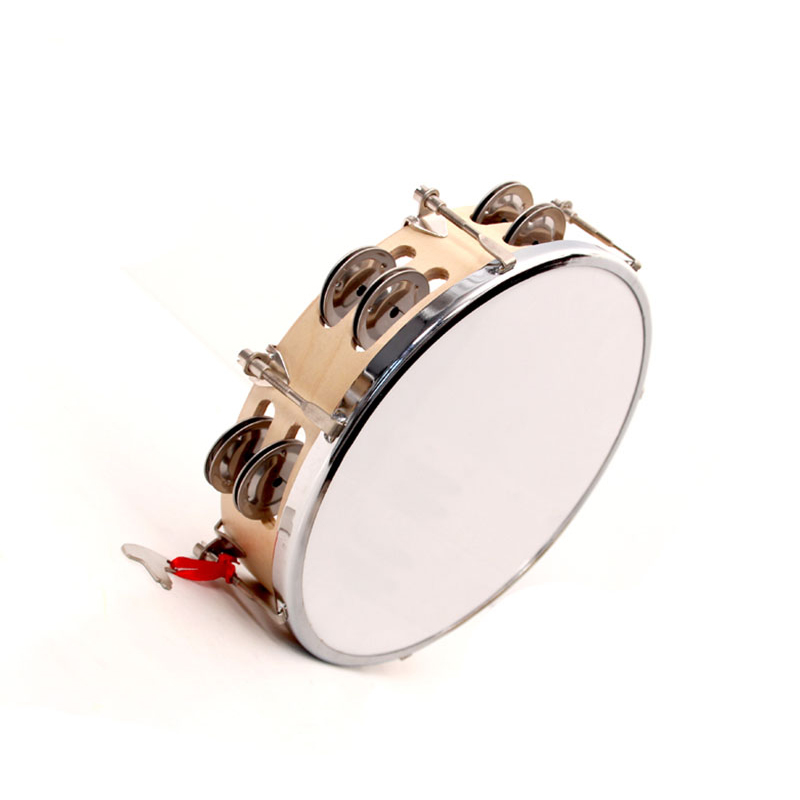 Musical instrument percussion for kids hand drum tambourine