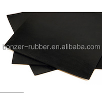 High quality CR/ neoprene rubber sheet with fabric