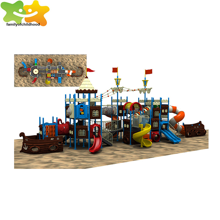 pirate theme indoor playground pirate outdoor play for sale