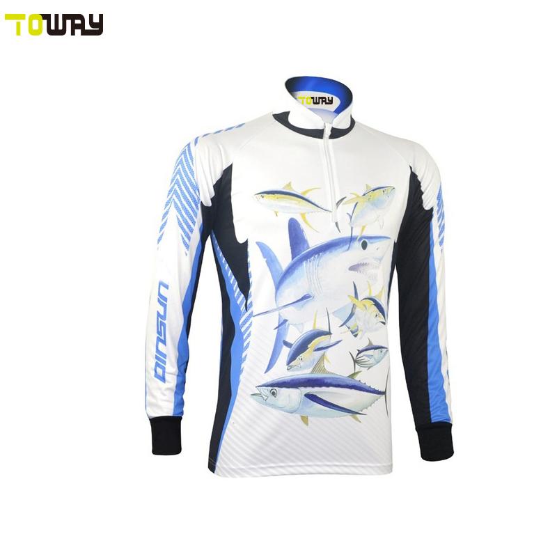 Long sleeve uv fishing shirts t shirts design concept for Uv fishing shirts