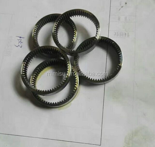 Steel Material and Shaping Process Internal Ring Gear