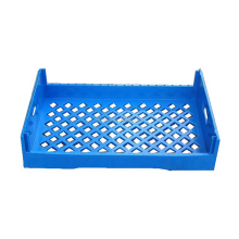 WL-Q18 Cheap Price Virgin HDPE Storage Plastic Bread Crate