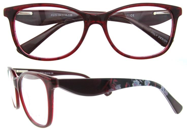 2018 Latest Optical Eyeglass Frames For Women Eyeglasses Changeable ...