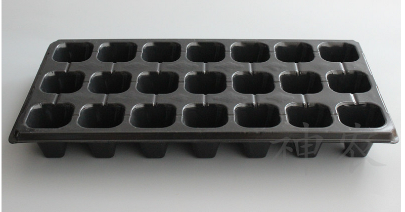 Plant farming Plastic Seed cell plug tray for sale for vegetable ,flower