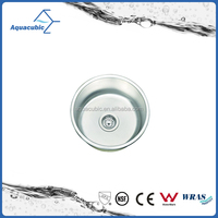 Newest moduled stainless steel deep circle discount kitchen undermount sink