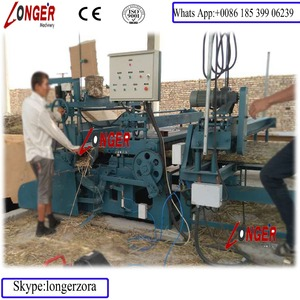Wula Sedge Board Machine Reed Plate Machine Strawboard Weaving Machine