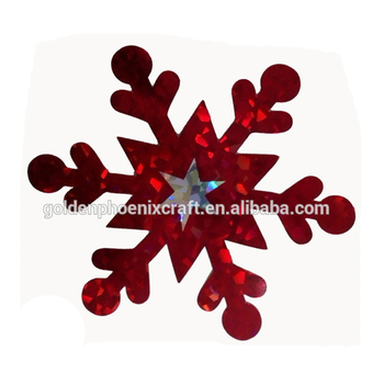 christmas decoration hanging santalaser design cutouts paper decor