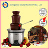 Best selling in America and Europe party chocolate fountain machine /0086 15838061756