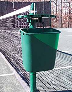 Har-Tru Tennis Court Accessories - Court Vallet - Tidi-Court Court Organizer - GREEN