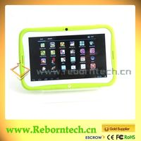 7 inch RK3026 Tablet/Kids Tabelt Android/HD Screen 1024x600 Tablet PC