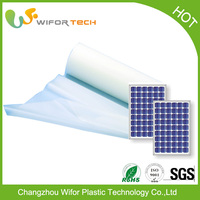 Energy Saving Safe Flexible Thin Eva Film for Solar Panel
