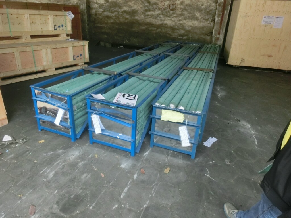 Rvs capillaire tubeasme sa789 duplex rvs tubestainless staal 304 gegolfde metalen flexibele slang/pijp/buis