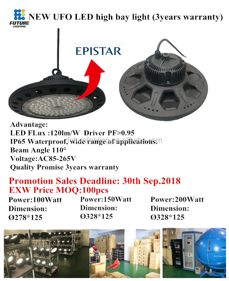 Epistar LED UFO _