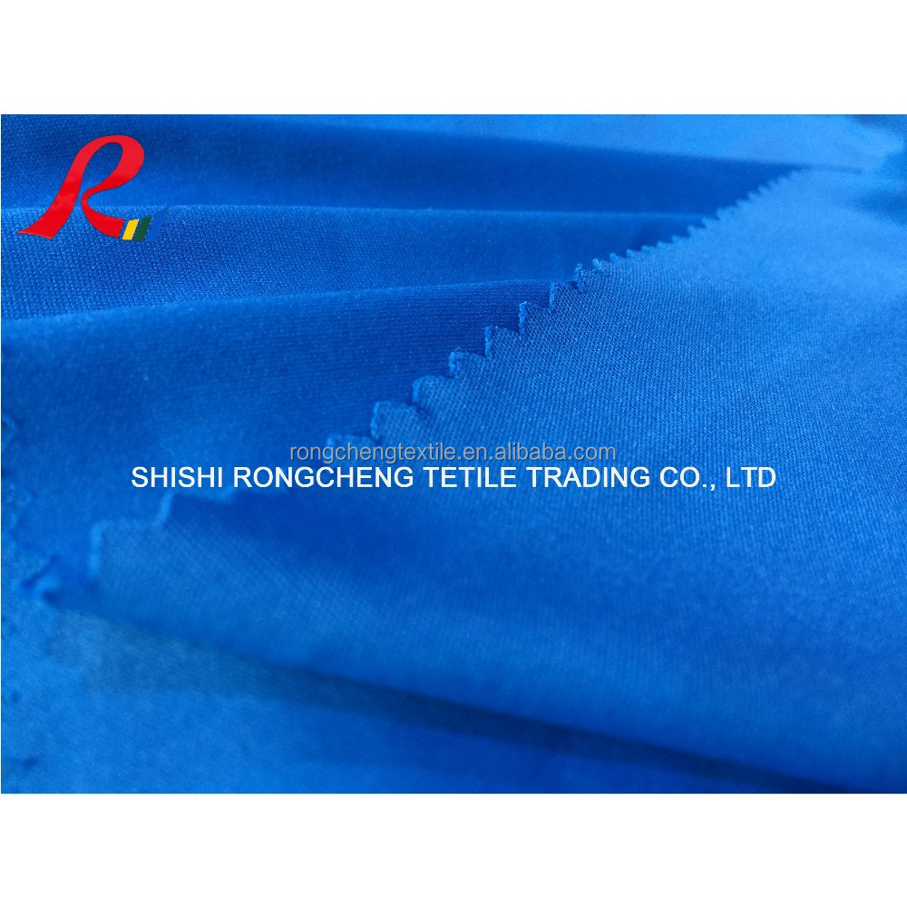 100%Polyester Interlock Stretch Fabric Textile for Sportswear Cloth with China Manufacturer Low Price