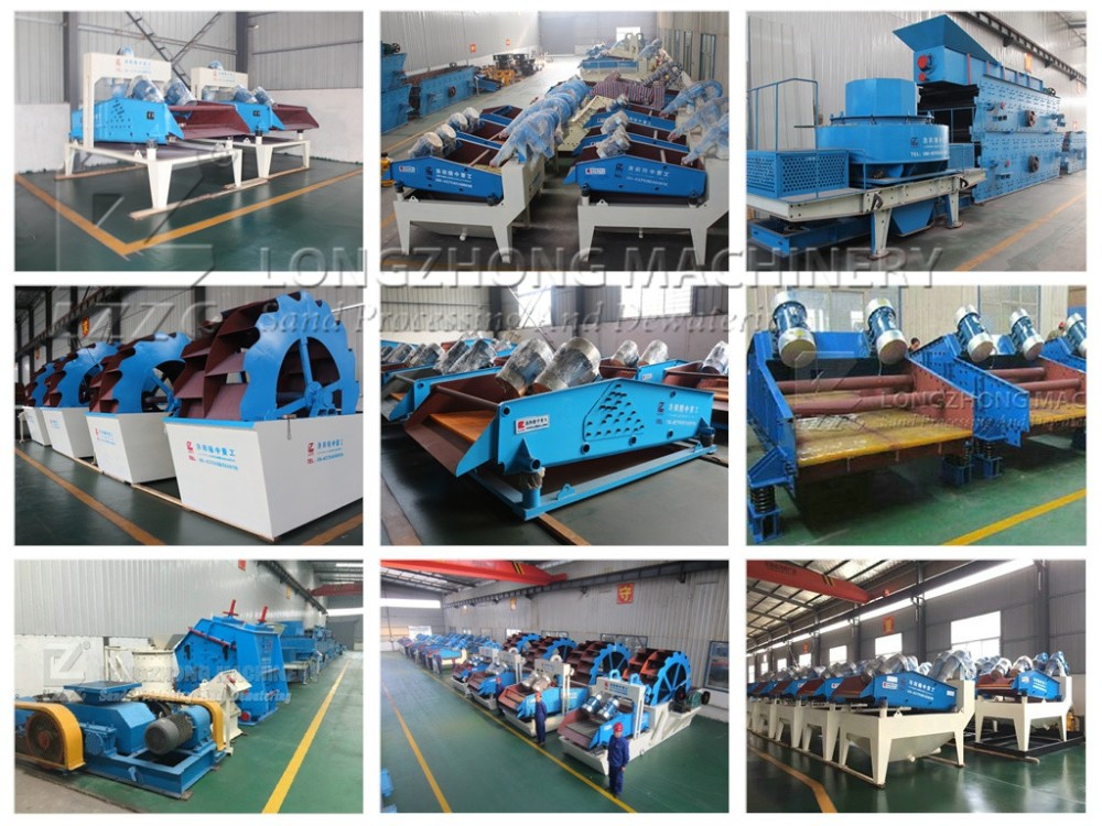 china sandstone washing machine