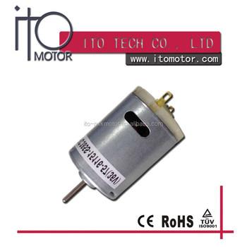 Micro Dc Motor 385 / Hair Dryer 385 Small Micro Motor /12v Motor ...
