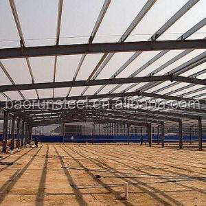 Made in China Steel Structure Building workshop plant Exported to South Africa