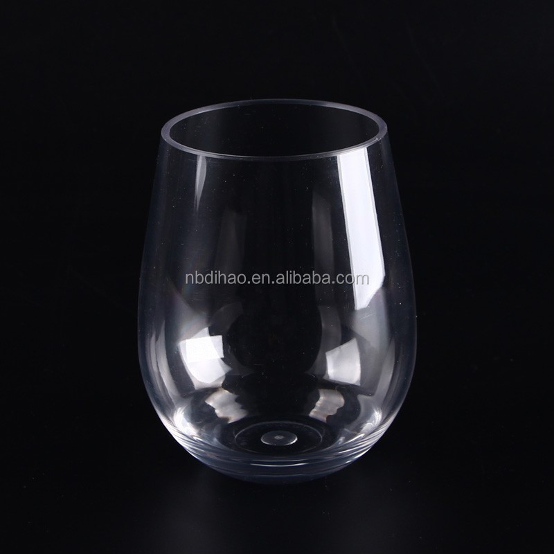 16oz Unbreakable Stemless Wine Glasses Wholesale Buy