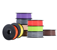 China manufacturer 3D printing material multicolor 1.75mm abs filament