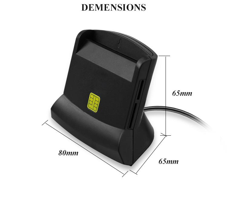 Factory Price Multi Sim Card Reader Usb Emv Card Reader