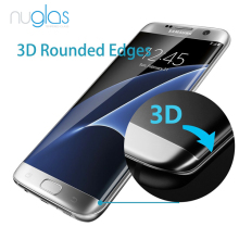 Ultra Clear 3D Curved Full For Samsung Galaxy S7 Edge Screen Protector